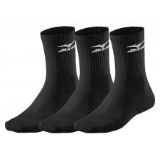 MIZUNO Training 3P Socks (32GX6A5409)